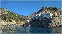 From Maiori to Amalfi